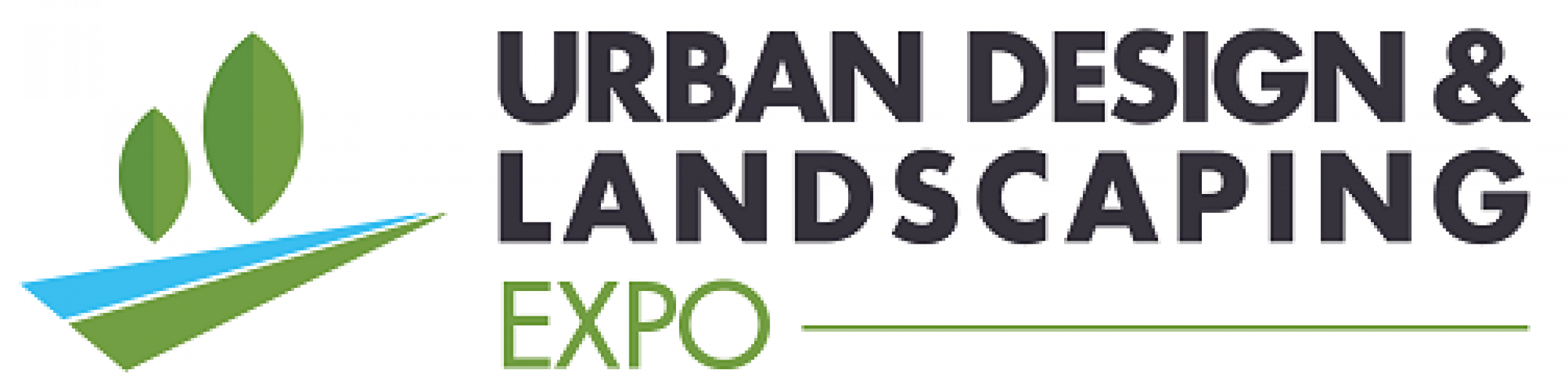 Logotipo de Urban Design & Landscaping Expo