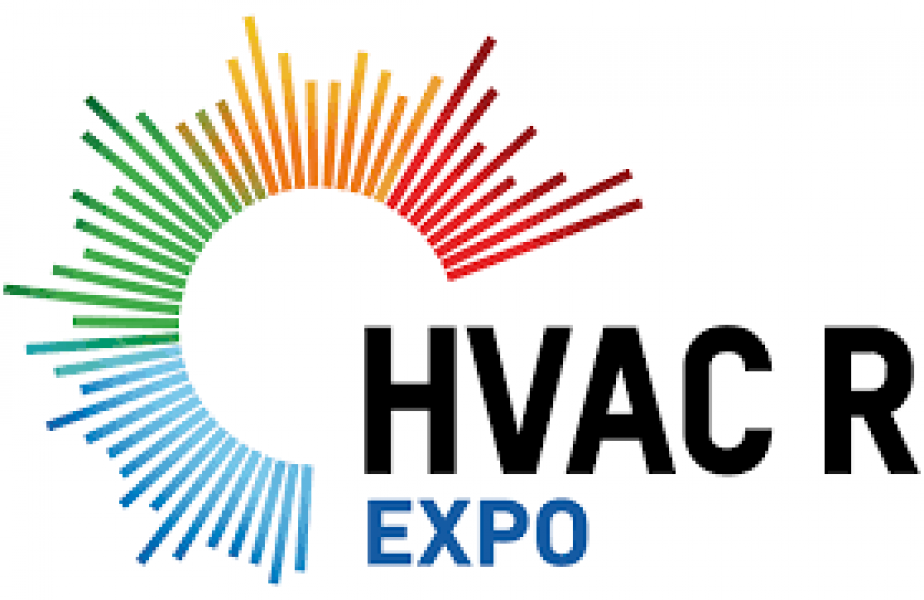 Logotipo de HVAC Expo Dubai