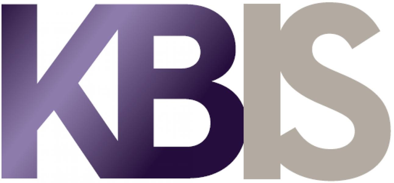 Logotipo de KBIS 2019