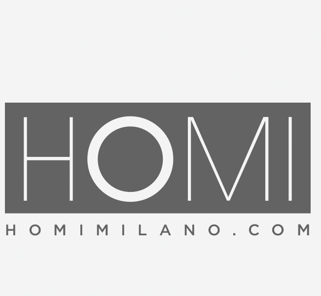 Logotipo de HOMI Milano