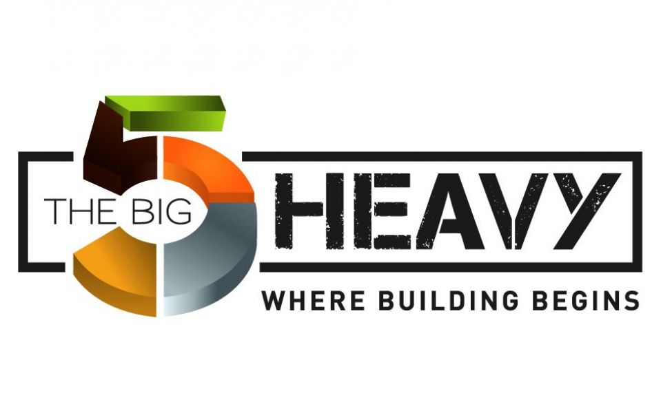 Logotipo de The Big 5 Heavy
