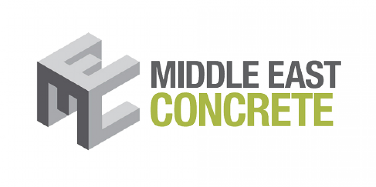 Logotipo de Middle East Concrete