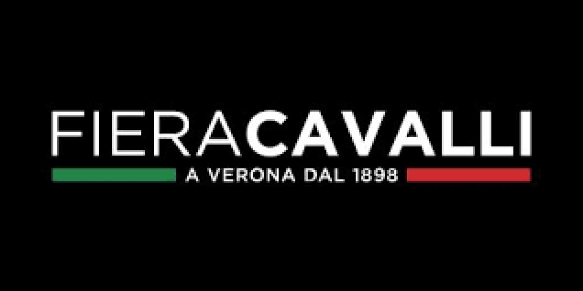 Logotipo de Fiera Cavalli Verona